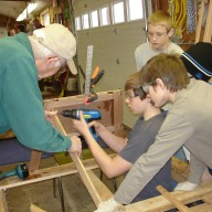Boat Building Program