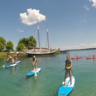 Paddleboard by ISEA