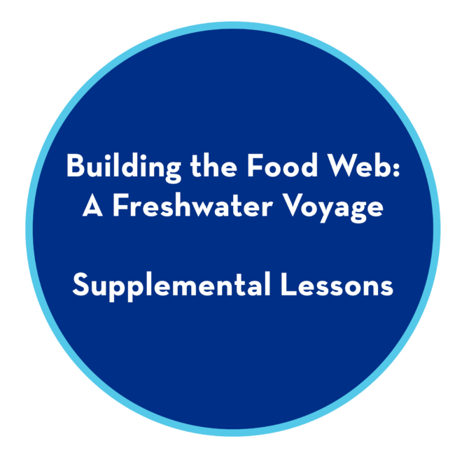 Supplemental Lessons for Building the Food Web video series